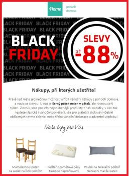 4home.cz - Black friday