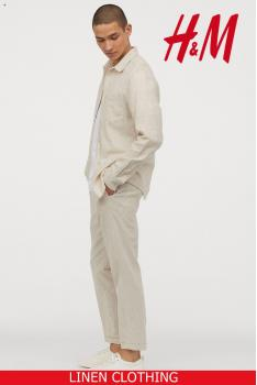 H&M - Linen Clothing