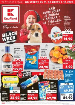 Kaufland - Black week